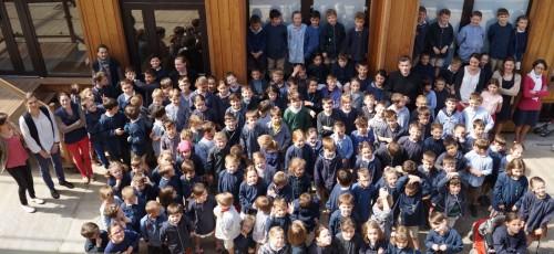 Ecole primaire Versailles 2015