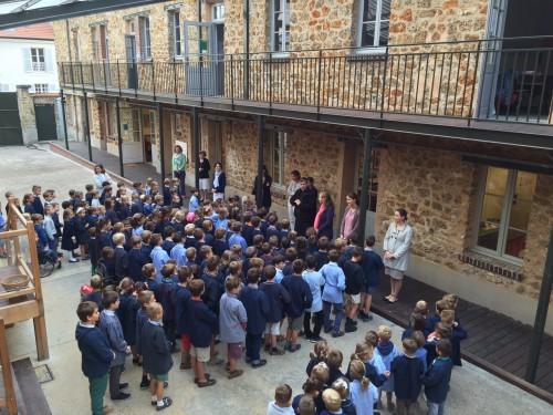 Ecole primaire Versailles Saint Joseph des Lys