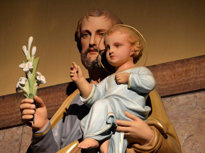 19 mars, fête de notre Saint Patron