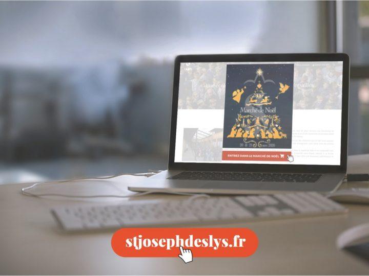 Marché de Noël 2020 en ligne